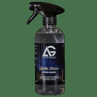 AutoGlanz Leather Cleanse