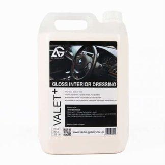 AutoGlanz Valet+ Gloss Interior Dressing 5L