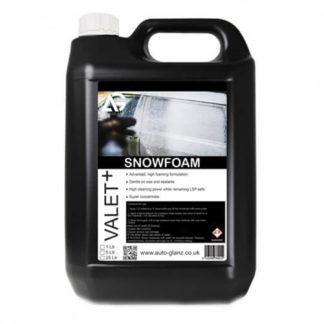 AutoGlanz Valet+ Snowfoam 5L