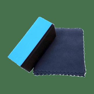 Ceramic Applicator Block Plus Suedes