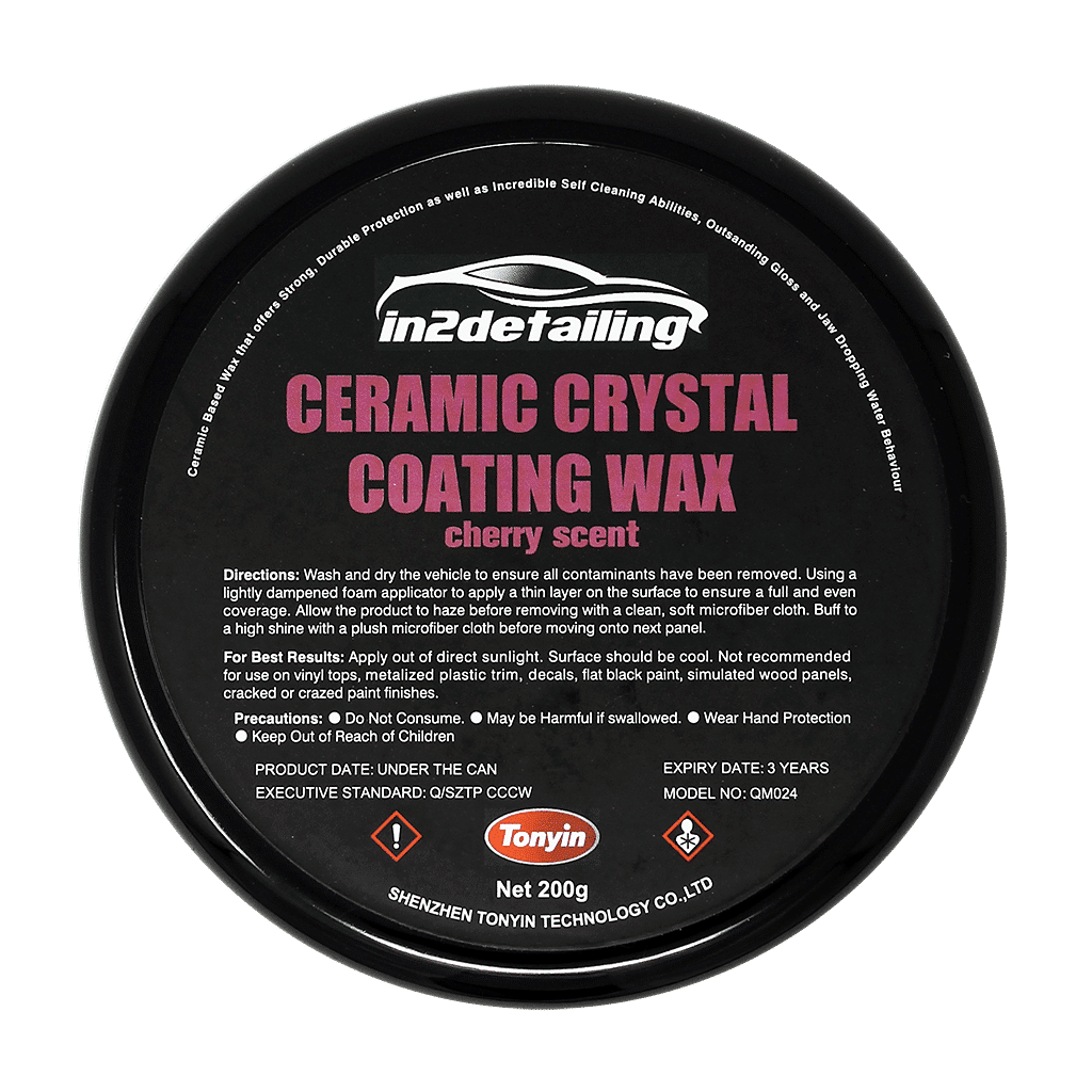 Ceramic Crystal Wax Special Edition