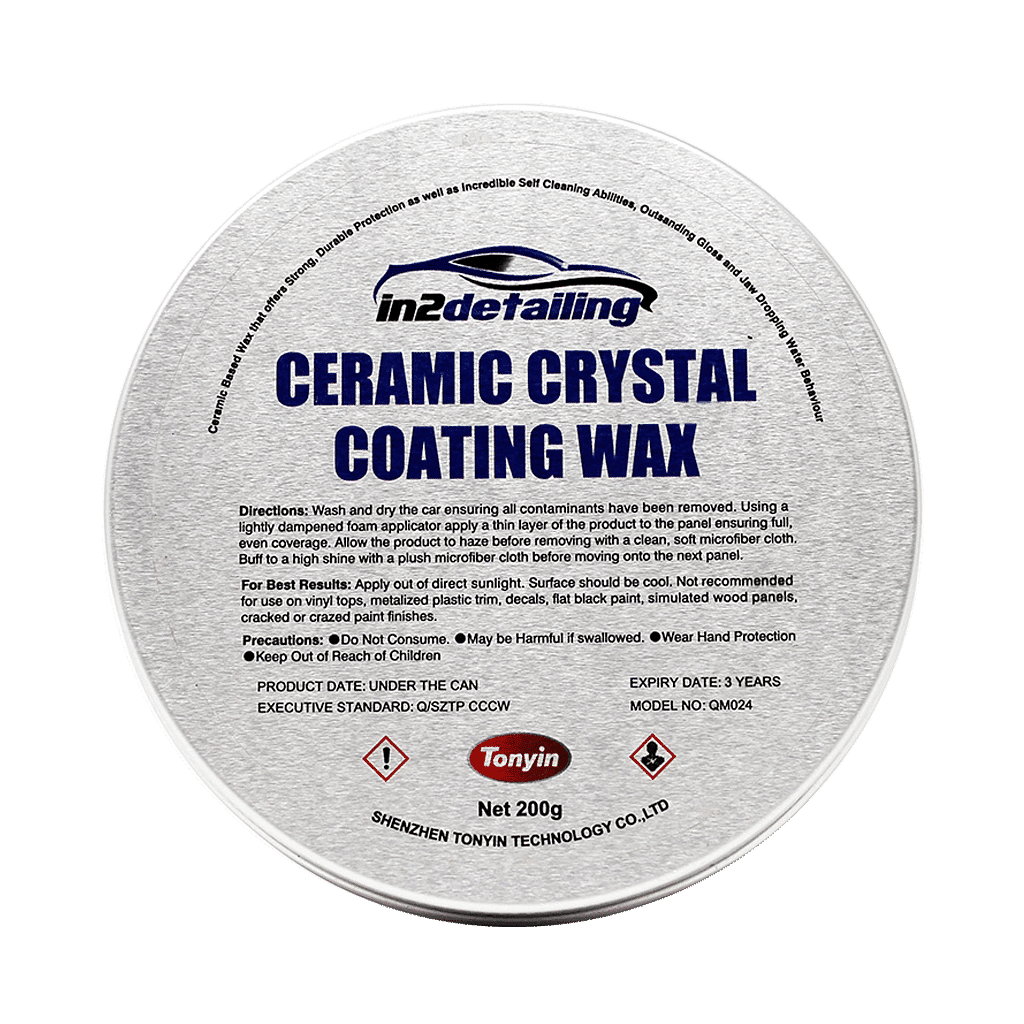Ceramic Crystal Wax
