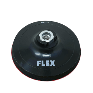 FLEX Velcro Backing Pad 125mm