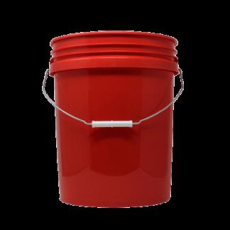 Leaktite Red Bucket