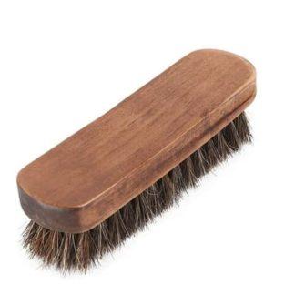 Leather Brush