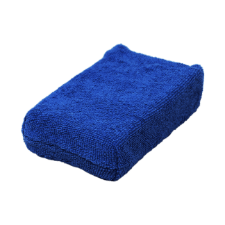 Microfibre Applicator Blue