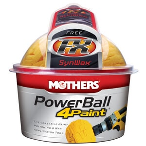 Mothers Powerball 4 Paint
