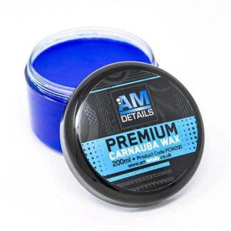 AM Details Premium Wax