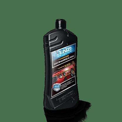 Tenzi Car Shampoo & Wax
