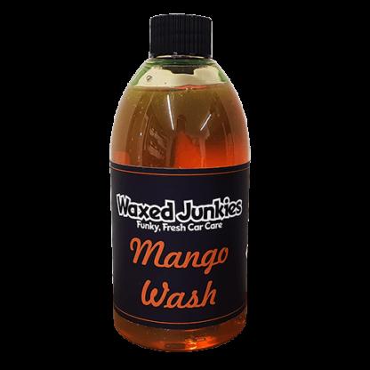 Waxed Junkies Mango Wash